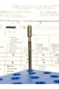137.031 Цилиндр 3,1 мм (красное кольцо)