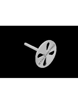Диск педикюрный PODODISC STALEKS PRO M  в комплекте с сменным файлом 180 грит 5 шт