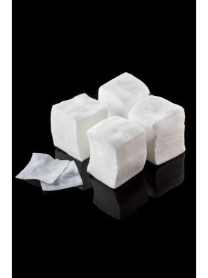 Салфетки косметические спанлейс 5×5 см