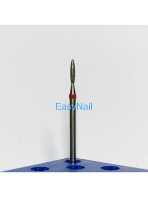 263.016 Скругленное пламя 1.6 мм (красное кольцо)