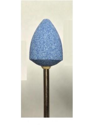 Насадка корундовая синяя В5 (мелкое зерно)